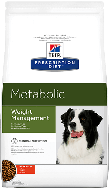 Hill's Prescription Diet  Metabolic Medium preview image