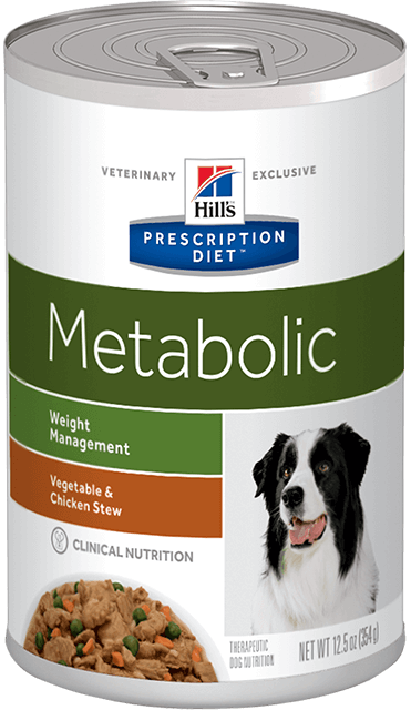 Hill's Prescription Diet  Metabolic Stew preview image