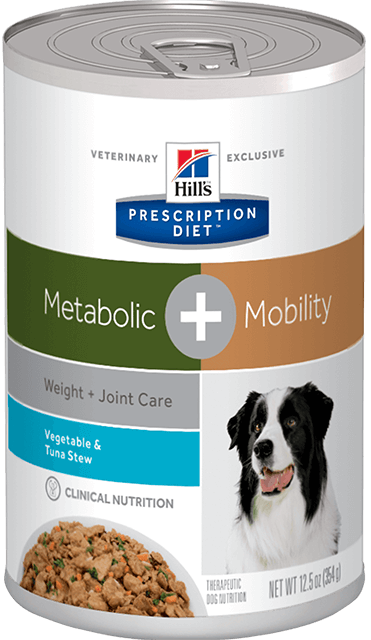 Hill's Prescription Diet Metabolic + Mobility Stew preview image