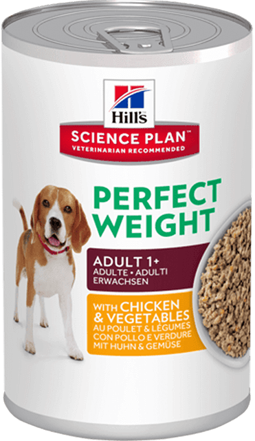 Hill's Science Plan Perfect Weight Can preview image